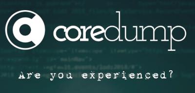 Coredump conference